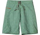 パタゴニア Patagonia Wavefarer Board Shorts 21 86557 - Nailed Cilantro 水着