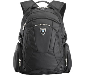 Sumdex Full Speed Rain Bumper Backpack - 15.6 - Blackサムデックス/Sumdex Full Speed Rain ...