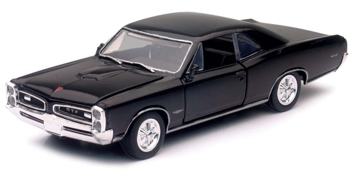 New Ray ニューレイ 1966 Pontiac ポンティアック GTO 1/32 Scale スケール Diecast Model ダイキャスト ミニカー おもちゃ 玩具 コレクション ミニチュア ダイカスト クリスマス プレ...画像