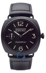 Panerai パネライ PAM00292/PAM292Panerai パネライ Radiomir Black Seal Black Seal Men's Wat...