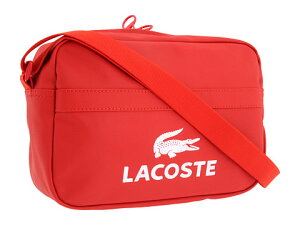 Lacoste Gymnasium Airline Bag Molten Lava Redラコステ/Lacoste Gymnasium Airline Bag Molte...