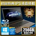 エントリーでポイント全品5倍【5/29 23:59迄】【SSD 256GB】MARSHAL,Microsoft Windows8,メモリ...