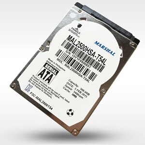 【SSHDハイブリットHDD500GB】MARSHAL2.5HDDS-ATAMAL2500HSA-T54L(500GB+8GBフラッシュ,S-ATA,5400rpm,7mm)MARSHAL2.5HDD【0815楽天カード分割】