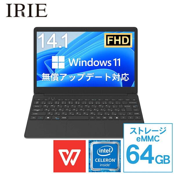 クーポンで3000円OFF4/920:00〜 ノートパソコン新品Office付き軽量14.1インチWebカメラWindows1