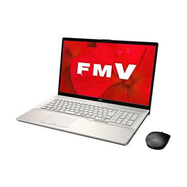 【Webカメラ搭載 Zoom対応】ノートパソコン office付き 新品 同様 訳あり 富士通 FMV LIFEBOOK NH90/D2 Core i7 9750H Windows10 1TB + 512GB SSD 8GB 17.3インチ フルHD BD 無線LAN WPS Office付属 FMVN90D2GG