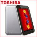 TOSHIBA Tablet AT7-B619 東芝PC(端末) TOSHIBAタブレットPC【新品送料無料】【信頼の東芝タブレット】 デュアルコア・タブレット 16GBフラッシュ 7インチ Android 4.2.2 】