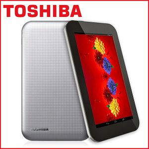Wエントリーでポイント最大12倍【2/20 11:59迄】東芝TOSHIBA Tablet AT7-B618【1年保証】 【新...