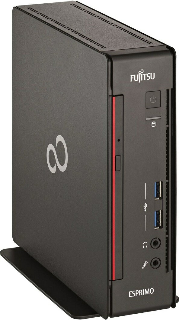 富士通 ESPRIMO Q556/P FMVB0600A + ディスプレイマウントウルトラスモール 省スペース デスクトップ Kingsoft OfficeWin10 Core i5 第6世代 Skylake スカイレイク 500GB メモリ8GB DVD【訳あり】:PREMIUM STAGE
