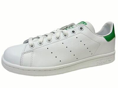 【送料無料】adidas STAN SMITH アディダス スタンスミス白緑 WHITE/GREEN