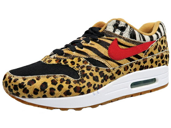 メンズ靴, スニーカー  1 NIKE AIR MAX 1 DLX ANIMAL PACK 2018