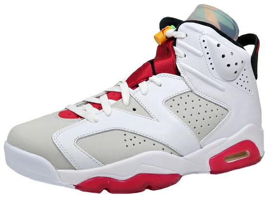 メンズ靴, スニーカー NIKE AIR JORDAN 6 RETRO HARE 6 NEUTRAL GREYBLACK-WHITE