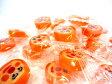 赤鼻くんあめ(オレンジ味)【手作り】【飴】【金太郎あめ】【キャラクター】【動物】【個包装】【ギフト】【ホワイトデー】