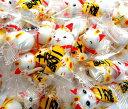 まねきねこチョコレート(大袋)チョコレート 招き猫 おもしろチョコ お祝い 大袋 業務用 個包装の商品画像