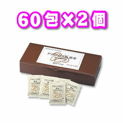 Sun Health Agaricus K active ingredients (2 g × 60 packages) × 2 + 10% (2 g x 12 packages) more
