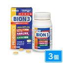 BION3(バイオン3)60粒×3個