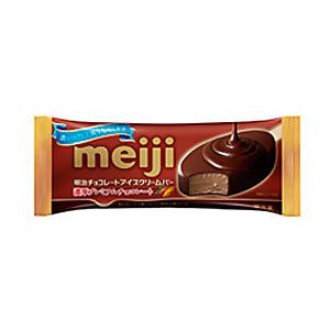 明治 チョコレートアイスクリームバー 濃厚プレミアムチョコレート 90ml ×20個