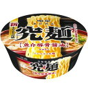 明星 究麺(きわめん) 魚介豚骨醤油 12個入