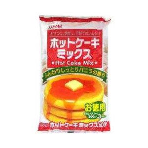 昭和 ホットケーキミックス お徳用 200g×3袋入 600g