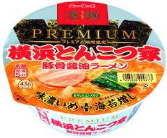 メーカー:ニュータッチ 発売日:2012年8月13日ヤマダイ 凄麺 PREMIUM 横浜とんこつ家 12個入