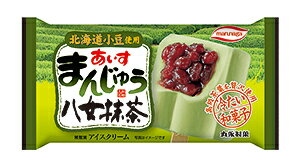 丸永製菓あいすまんじゅう抹茶20個