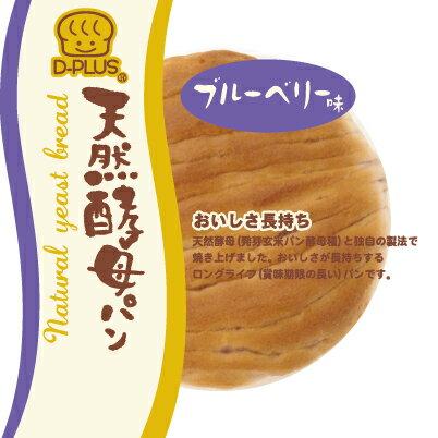 D-plusデイプラス 天然酵母パン【ブルーベリー】