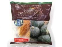 デイプラス 天然酵母パン かぼちゃのベジブレッド 12個(1ケース)