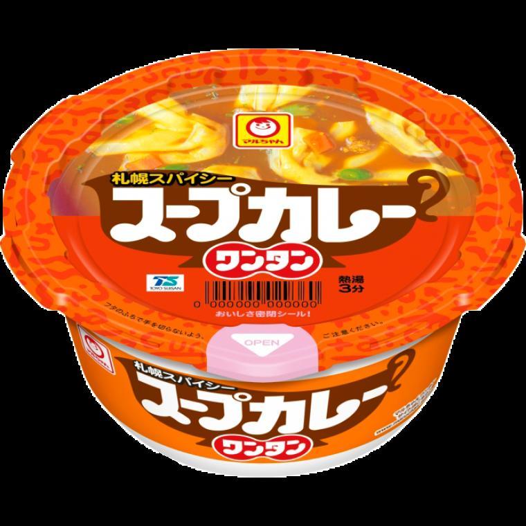 マルちゃん  スープカレーワンタン 12個入