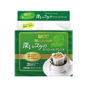 コーヒー, ドリップバッグ UCC 18P12