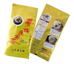 夢梅昆布茶