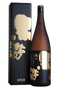 黒帯 純米吟醸古々酒「飄々」 720ML