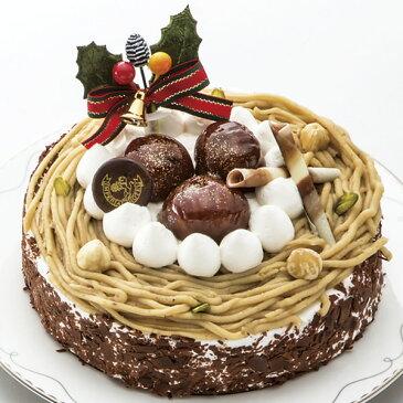 クリスマスケーキ 予約 2018 送料無料 帝国ホテル クリスマスマロン のし・包装不可