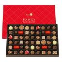 ギフト 贈り物 メリーチョコレート ファンシーチョコレート 54個