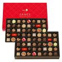 ギフト 贈り物 メリーチョコレート ファンシーチョコレート 80個