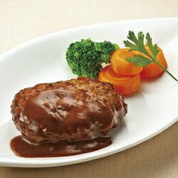洋風惣菜, ハンバーグ