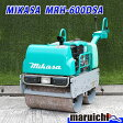 三笠 ハンドガイドローラー MRH-600DSA 中古 建設機械 転圧機 バイブロ 振動ローラー 工事 締固め 3H82