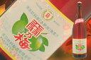 天羽の梅 Aハイボール赤ラベル (焼酎用) 1800ml