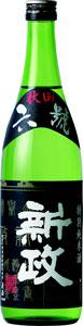 新政 六號 特別純米酒 720ml