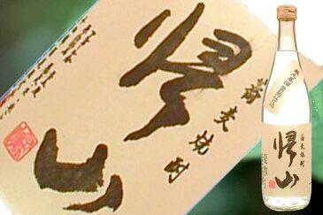 帰山 蕎麦(そば)焼酎 35度 720ml