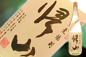 帰山 蕎麦(そば)焼酎樽熟成 35度 1800ml
