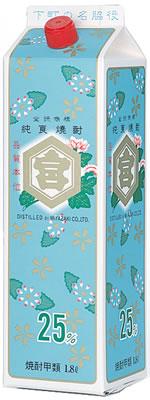 【お買い得品】キンミヤ焼酎(亀甲宮) 25度 1...の商品画像