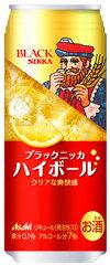 ブラックニッカハイボール缶500ml 1ケース24本セットNEW 5月24日新発売!