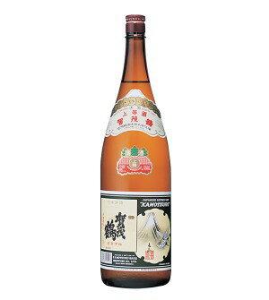 s【送料無料6本入りセット】賀茂鶴 上等酒 1800ml