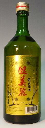 角玉梅酒健美麗(けんびれい)10度750ml