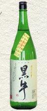 (和歌山)黒牛純米吟醸1800ml