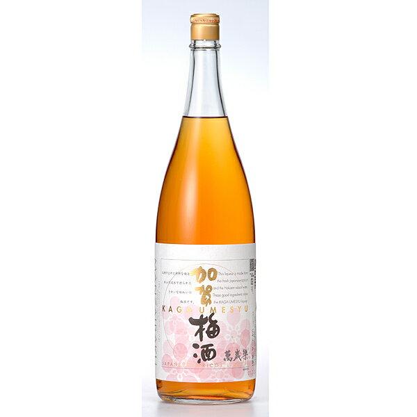 (石川)萬歳楽 加賀梅酒 1800ml