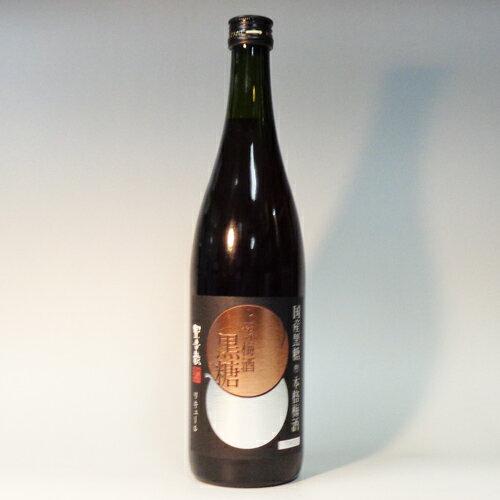 (鹿児島)上等梅酒 黒糖 720ml 14% 本坊酒造