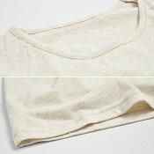 Tシャツオーガニックコットン半袖レディース