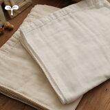 ガーゼ 湯上り タオル 湯上がり ベビー 生成り ホワイト 日本製 ファブリックプラス Fabric plus[コットンガーゼ(80本ガーゼ)湯上り 1枚入り]