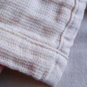 綿麻ガーゼケット日本製シングルサイズ無漂白生成り