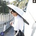 2019年【H・A・U】メンズ晴雨兼用傘自動開閉折傘ハウ紳士男性パラソル日傘傘おしゃれかっこいい通勤通学猛暑猛暑対策シルバーコーティング送料無料あす楽